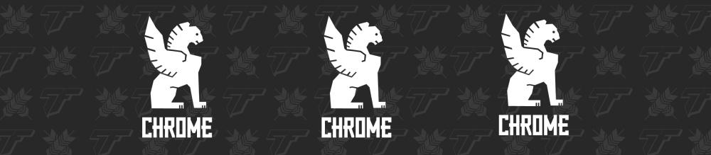 chrome plate